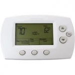 PROGRAMABLE A/C THERMOSTAT